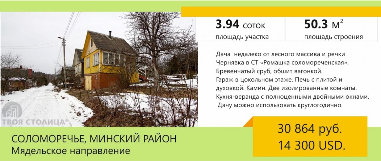 Кредит на покупку дачи в беларуси